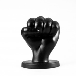 ALL BLACK FIST 16,5 CM