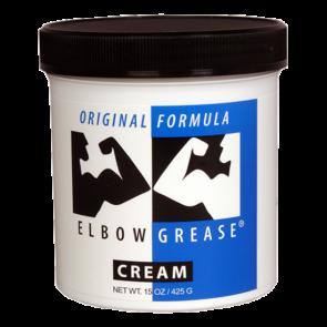 ELBOW GREASE, Original Cream, 15 oz / 425 g