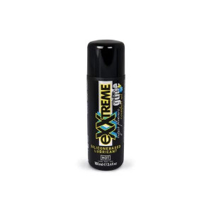 HOT eXXtreme Glide, Silicone Based Lubricant, 100 ml