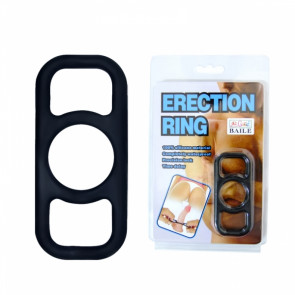 ERECTION RING BLACK