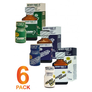 AURELIAN NEW BOXED Mix  - 6 Pack