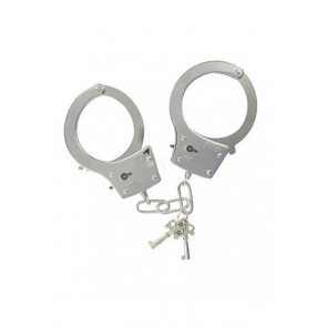 Seven Creations High Quality Steel Handcuffs, L: 12 cm (4,7 in)