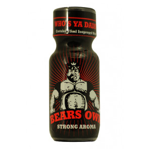 Bears Own Strong Aroma 25ml